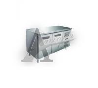 фотография Стол морозильный GASTRORAG SNACK 2100 BT ECX (внутренний агрегат) 10