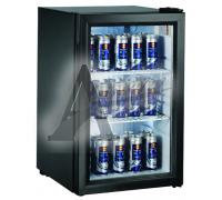 фотография Холодильный шкаф витринного типа GASTRORAG BC68-MS 1