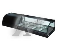 фотография Витрина холодильная GASTRORAG VRX-TS1200 3