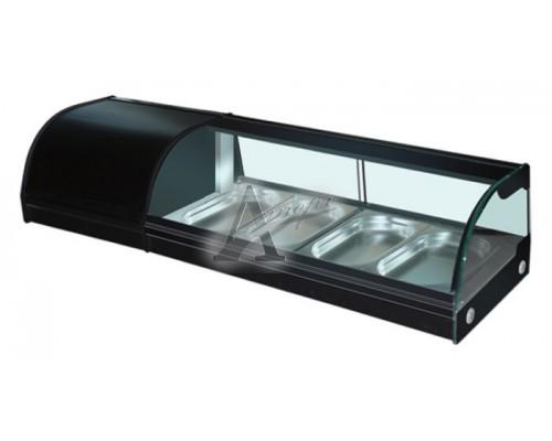 фотография Витрина холодильная GASTRORAG VRX-TS1200 1