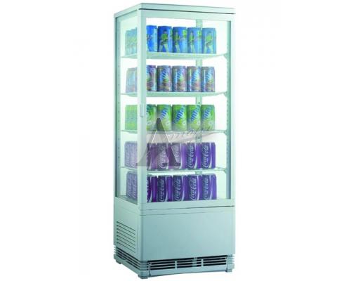 фотография Витрина холодильная GASTRORAG RT-98W 11