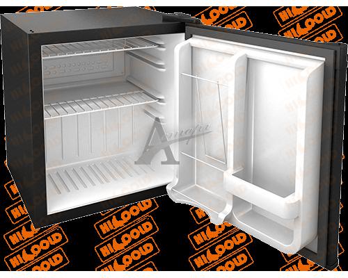 фотография Барный холодильный шкаф HICOLD XR-55 1