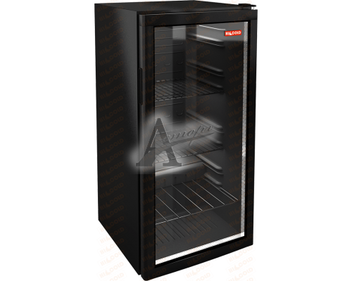 фотография Барный холодильный шкаф HICOLD XW-105 4