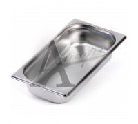 фотография Гастроемкость Hurakan GN 1/3-65 (325x176x65) нерж. сталь 9