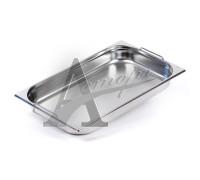 фотография Гастроемкость Hurakan GN-H 1/3-40 (325х265х40) нерж. сталь, с ручками 11