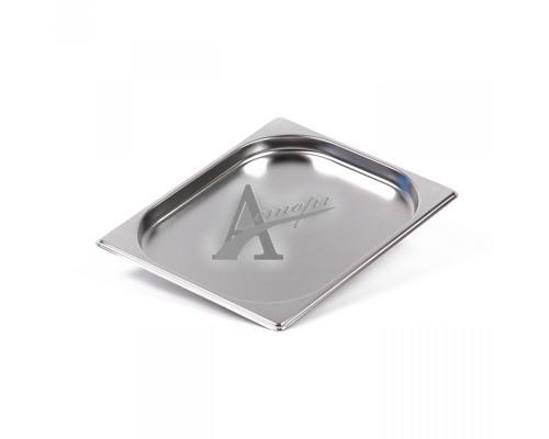 Гастроемкость Hurakan GN 1/2-20 (325x265x20) нерж. сталь