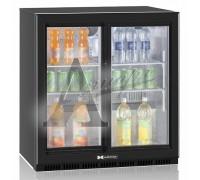 фотография Шкаф холодильный Hurakan HKN-DB205S 1