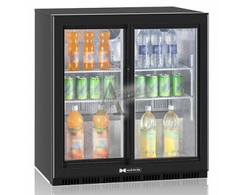 Шкаф холодильный Hurakan HKN-DB205S