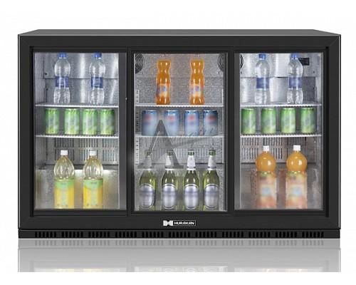 Шкаф холодильный Hurakan HKN-DB335S