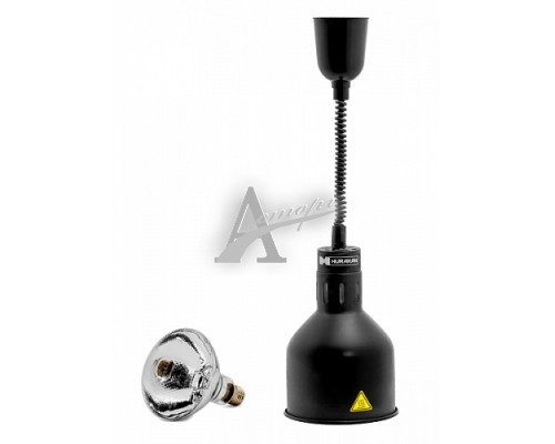 Лампа инфракрасная Hurakan HKN-DL775 черная