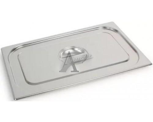 Крышка для гастроемкости Hurakan GD 1/9 (176x108) нерж. сталь