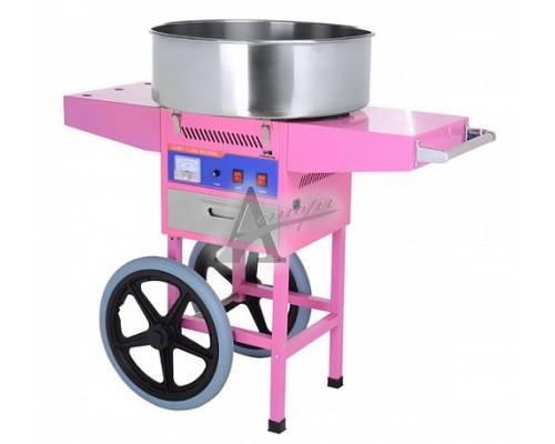 Аппарат для сахарной ваты Hurakan HKN-C2-T
