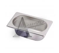 фотография Гастроемкость Hurakan GN 1/9-65 (176x108x65) нерж. сталь 12