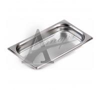 фотография Гастроемкость Hurakan GN 1/3-40 (325x176x40) нерж. сталь 8
