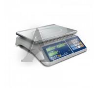 Торговые настольные весы M-ER 223AC-32.2 LCD