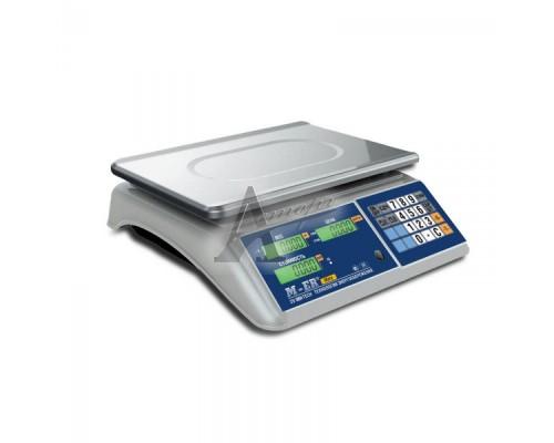 Фотография Торговые настольные весы M-ER 223AC-15.2 LCD 5