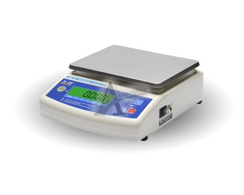Лабораторные весы M-ER 122АCF-3000.05 LСD