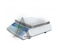 """Фасовочные настольные весы M-ER 326AFL-32.5 """"Cube"""" LCD"""