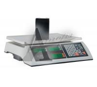 """фотография Торговые настольные весы M-ER 327AC-32.5 """"Ceed"""" LCD Черные 12"""