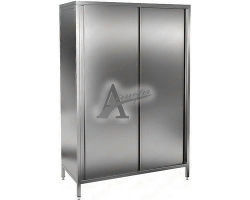 фотография Шкаф кухонный ШР-106 1000х600х1800 двери распашные 8