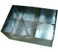 Кассета для столовых приборов КП-1 (200х200х100мм) 4ячейки