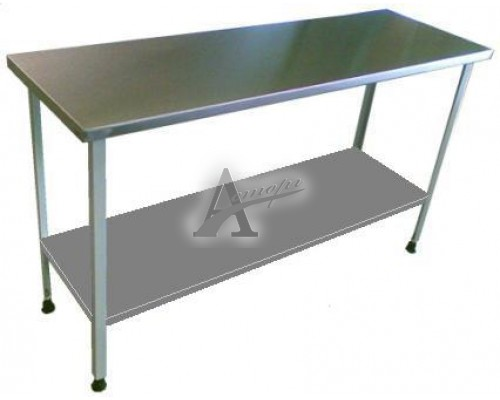 Стол производственный СПСГ 1.086 (800х600х860мм)