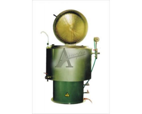 фотография Котел пищеварочный электрический типа КПЭ-250 со станцией управления 13