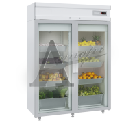 фотография Шкаф холодильный POLAIR DM114-S без канапе 10