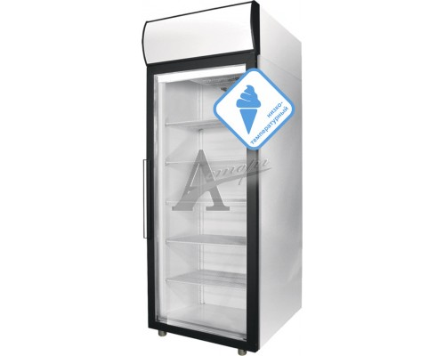 фотография Шкаф морозильный POLAIR DB105-S 13