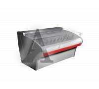 фотография Витрина холодильная Carboma G110 SP 1,25-2 (ВХСл-1,25 G110) (статика) 13