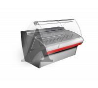 фотография Витрина холодильная Carboma G110 SM 1,25-1-1 (ВХС-1,25 G110) (статика, выносной агрегат) 4