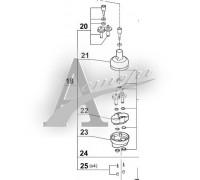 фотография Robot Coupe Редуктор для MP350 89650 (98662) 11