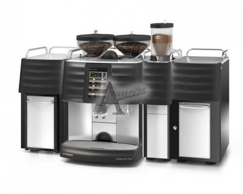 Фото Автоматическая кофемашина SCHAERER Coffee Аrt Plus Best Foam 6