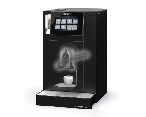Фото Автоматическая кофемашина SCHAERER Coffee PRIME Power Pack 3