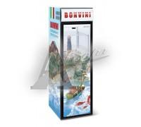 фотография Шкаф со стеклом Bonvini 500 BGС 1