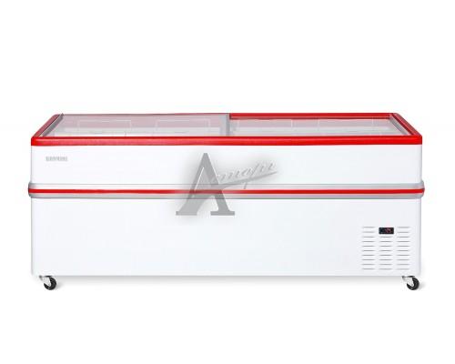 "Ларь-бонета модель ""Bonvini BF"" 2100 L со съемными створками"