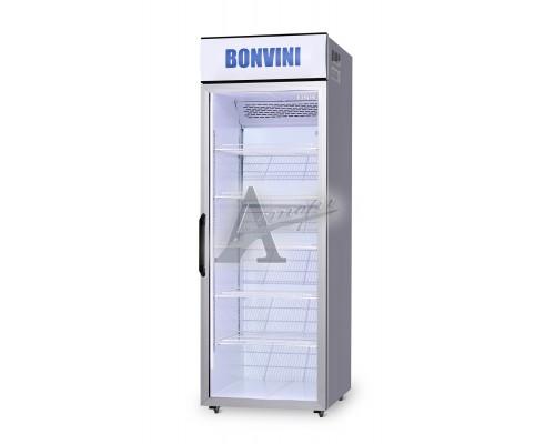 Шкаф со стеклом Bonvini 750 BGС