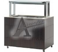 Салат-бар тепловой ТММ Антарес-Премиум ВВМТ/АПН 6 GN1/1 (2100х750х1350)