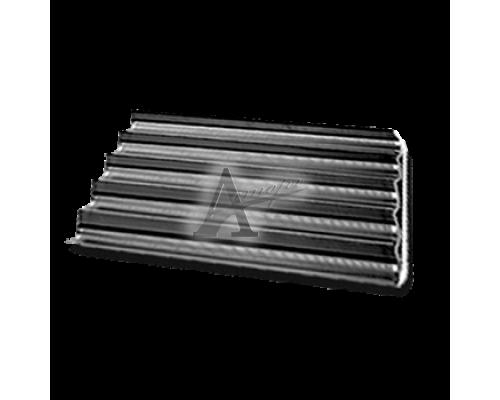 Лист для выпечки багетов UNOX TG 435 (600x400) перф.
