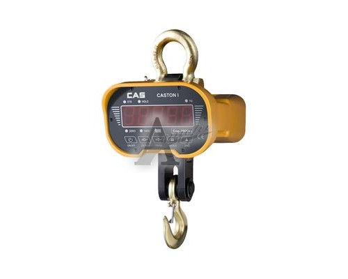 фотография Весы крановые электронные CAS Caston-I 1THA 10