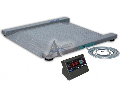 фотография Низкопрофильная весовая платформа СКТ 10