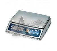 Весы порционные электронные CAS PW-II-10