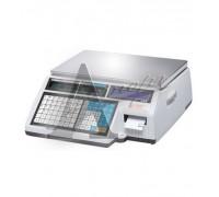 Торговые весы CAS с печатью этикеток CL-5000-15B