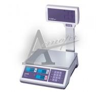 Весы торговые электронные CAS ER-JR-30CBU