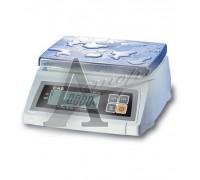 Весы порционные электронные CAS SW-10W (2 дисплея)