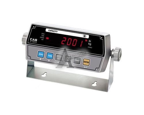 Весовой терминал, индикатор CAS CI-2001A