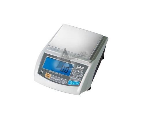 фотография Весы лабораторные электронные CAS MWP-3000 14