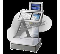фотография Торговые весы CAS с печатью этикеток CL5000-15D 14