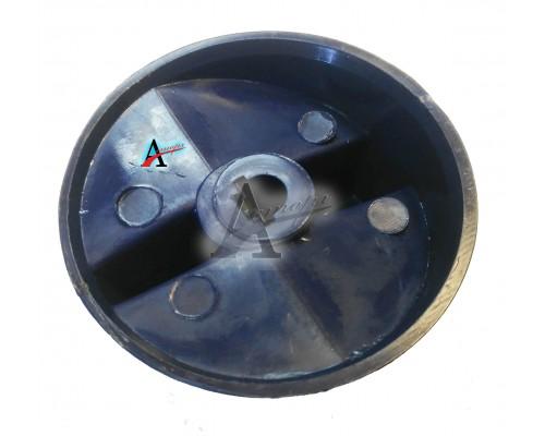 Ручка луна ЭПК-27Н.00.00.003-02 с пружиной 120000002223