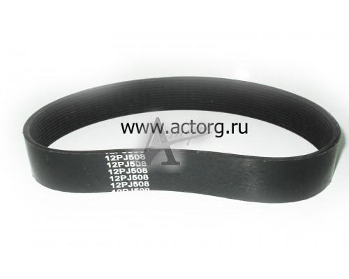 фотография Ремень поликлиновой 508 PJ 12 (МПО-1, МОК-300У,150У, МОО-1,1-01) 9